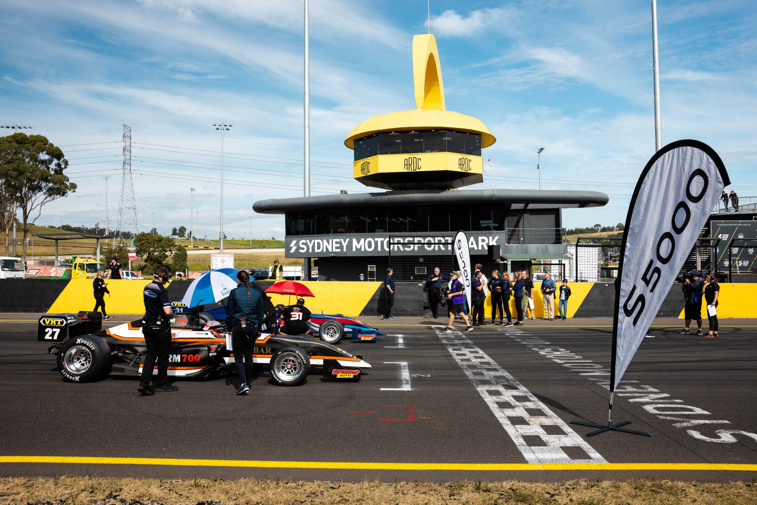 S5000 Tasman Series to launch in Sydney